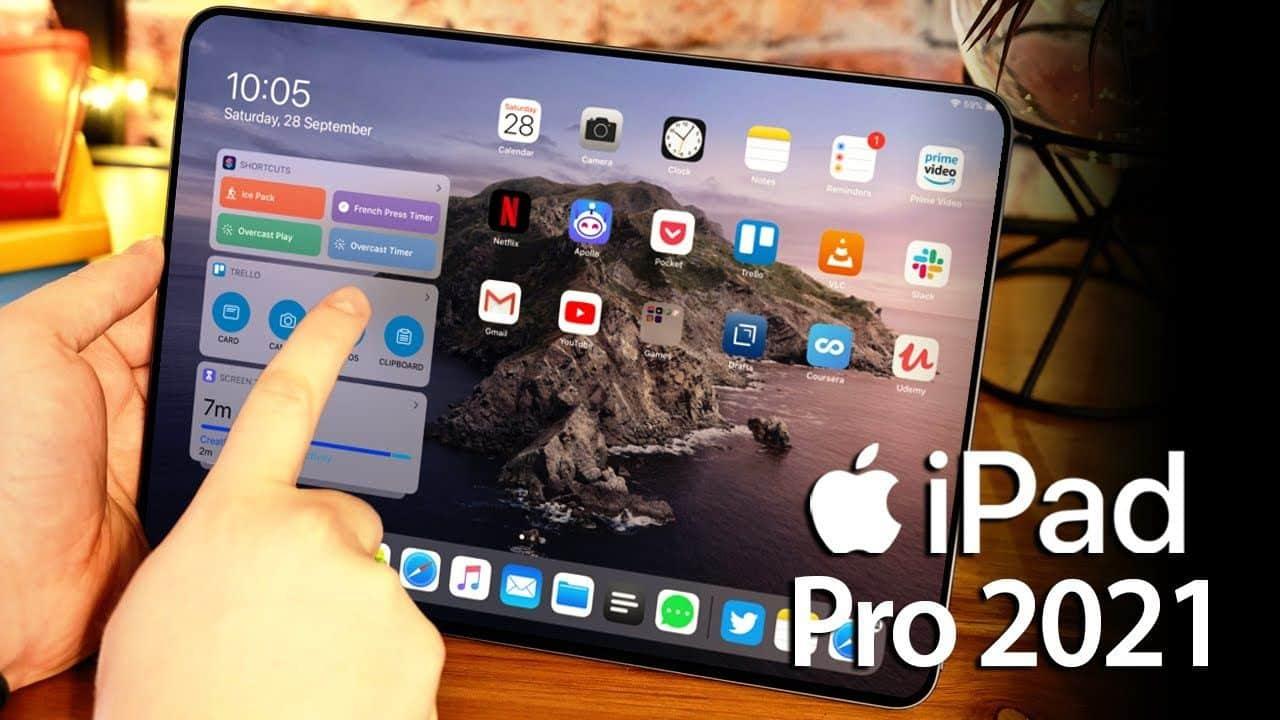 Apple iPad Pro 2021 - This Is It! - TT Technology
